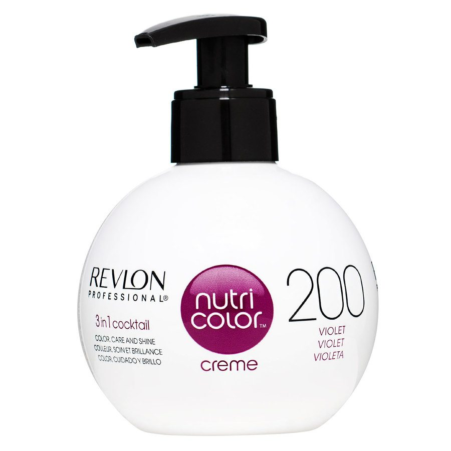 Revlon Professional Nutri Color Creme 250ml 200 Violet