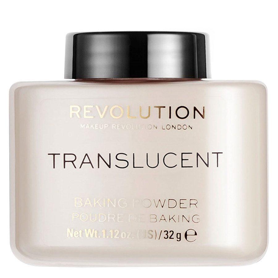 Makeup Revolution Loose Baking Powder Translucent