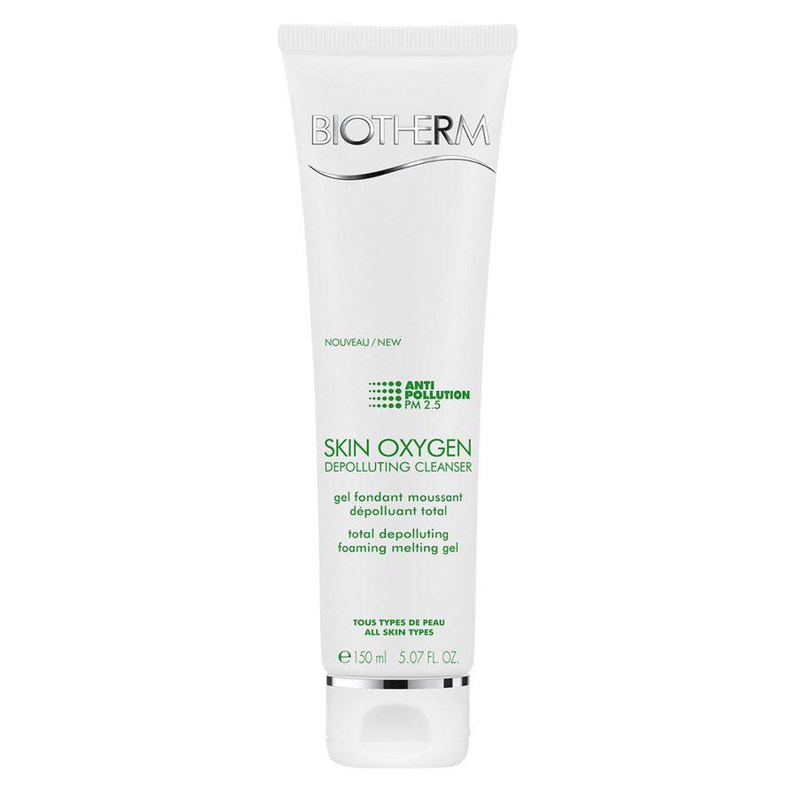 Biotherm Skin Oxygen Depolluting Cleanser Melting Gel 150 ml