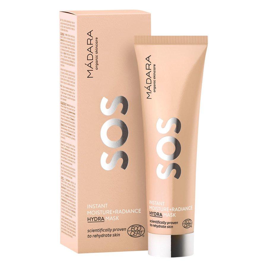 Mádara SOS Instant Moisture+Radiance Hydra Mask 60ml