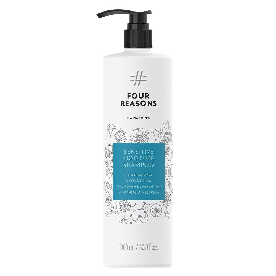 Four Reasons No Nothing Sensitive Moisture Shampoo 1000 ml