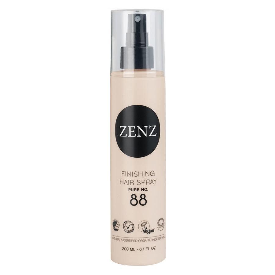 Zenz Organic No. 88 Hair Spray Strong Hold 200 ml