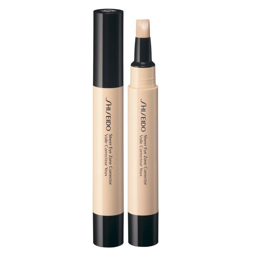 Shiseido Sheer Eye Zone Corrector #101 Very Light 3,8 g
