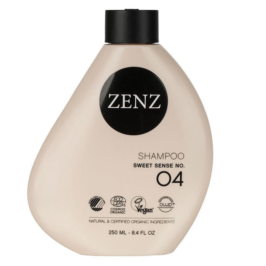 Zenz Organic No. 04 Sweet Sense Shampoo 250 ml