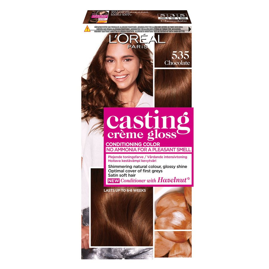 L'Oréal Paris Casting Creme Gloss 535 Chocolate