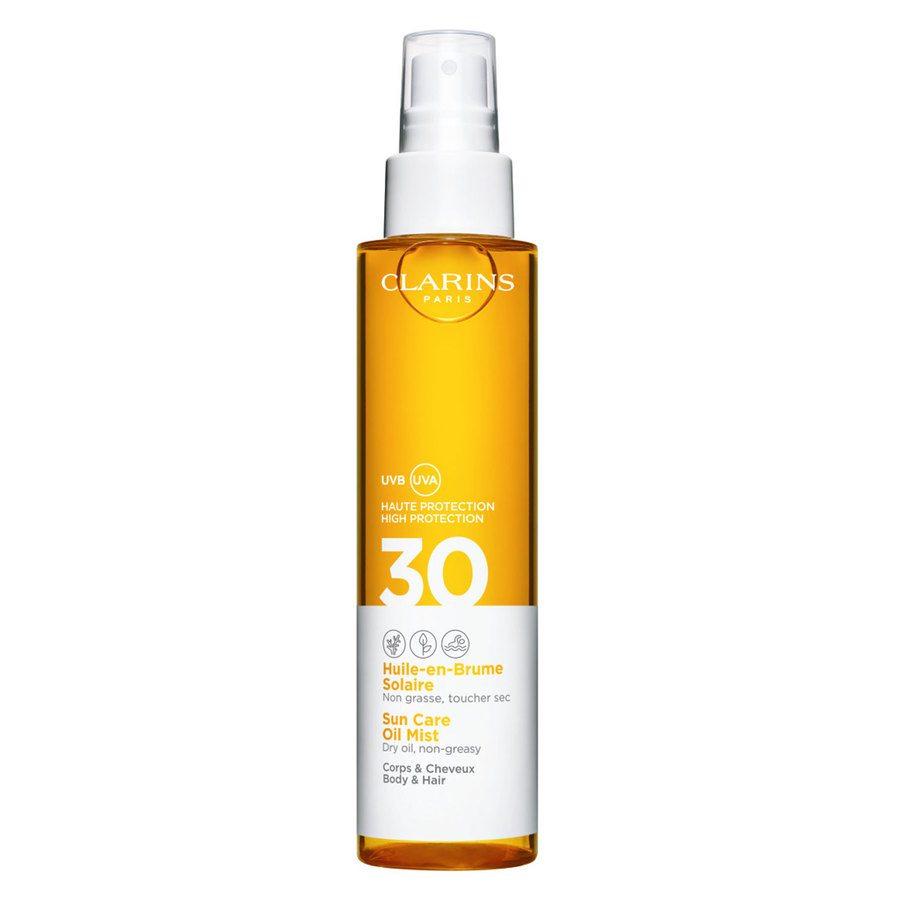 Clarins Sun Care Body Oil Mist SPF30 150 ml