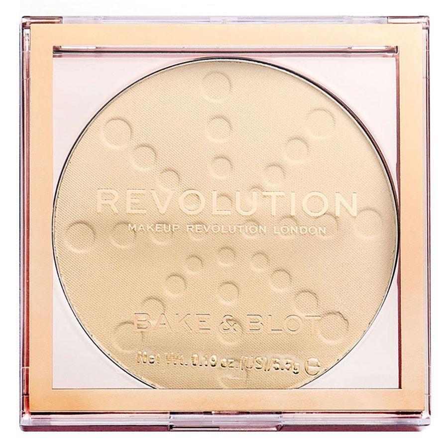 Makeup Revolution Bake And Blot Banana Light 5,5 g