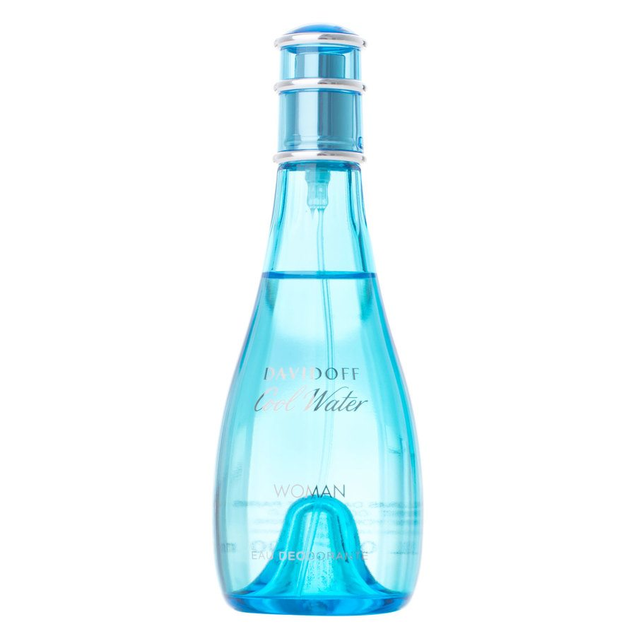 Davidoff Cool Water Woman Eau Deodorante Natural Spray 100 ml