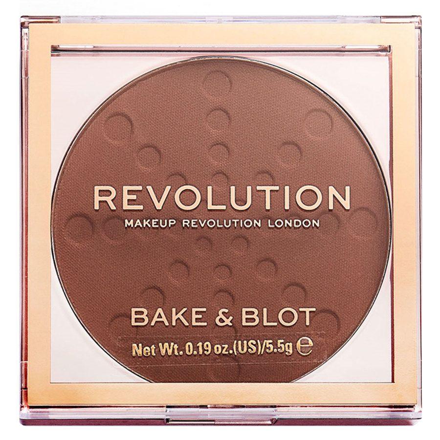 Makeup Revolution Bake And Blot Deep Dark 5,5 g