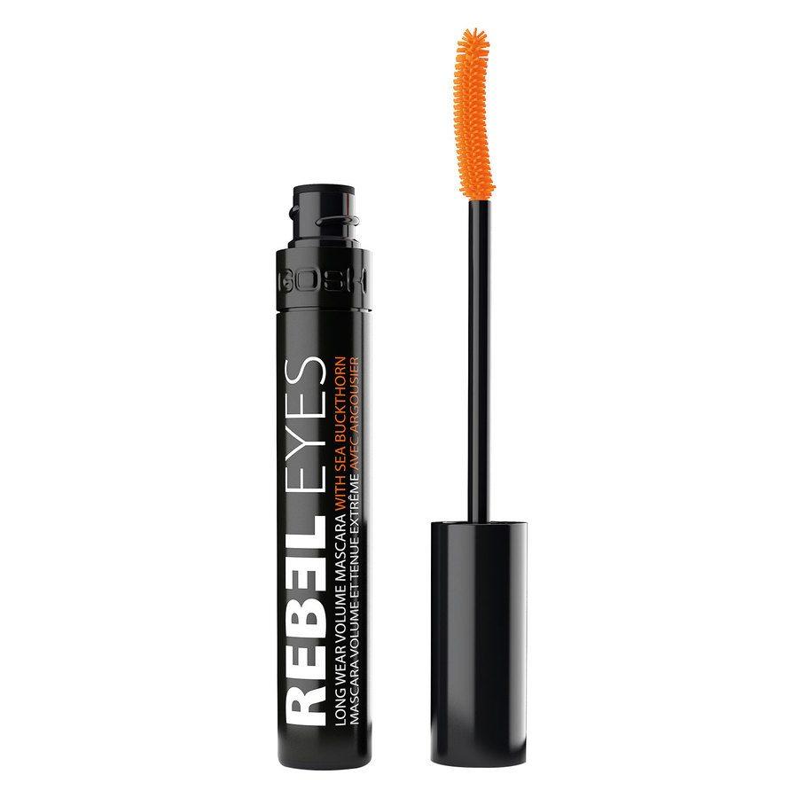 GOSH Rebel Eyes Mascara #001 Black 9 ml