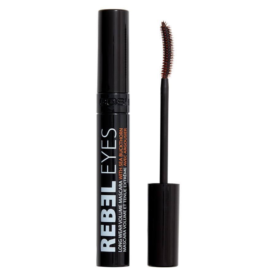 GOSH Rebel Eyes Mascara #001 Black 10ml