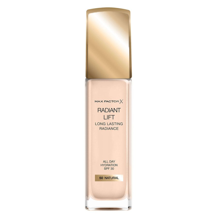 Max Factor Radiant Lift Foundation #50 Natural 30 ml