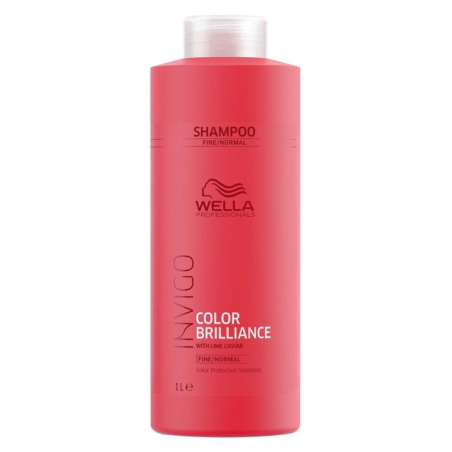 Wella Professionals Invigo Color Brilliance Shampoo Fine Hair 1000 ml
