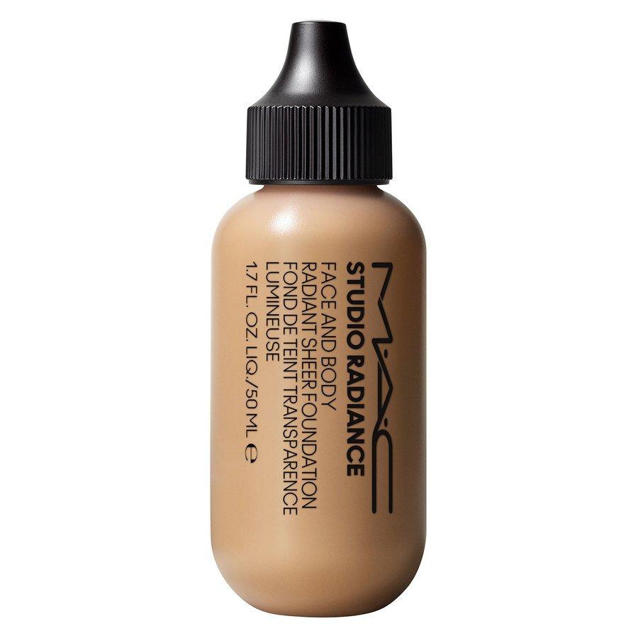 MAC Cosmetics Studio Radiance Face And Body Radiant Sheer Foundation C3 50 ml