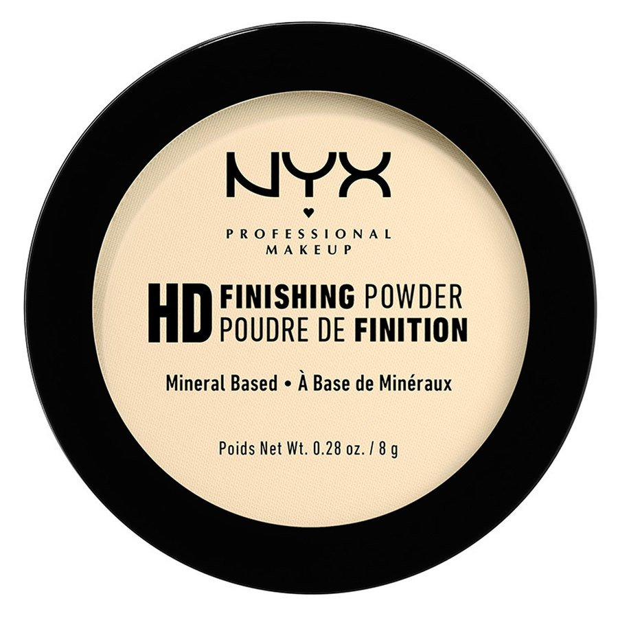 NYX Professional Makeup High Definition Finishing Powder Banana