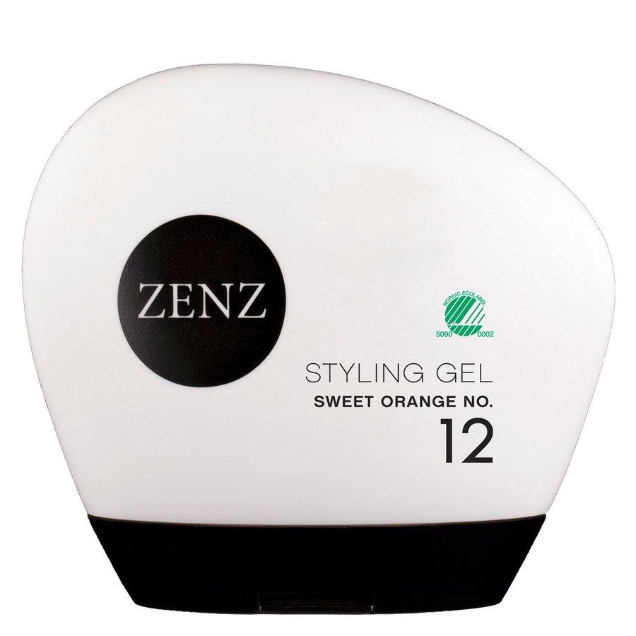 Zenz Organic No. 12 Styling Gel Sweet Orange 130 ml