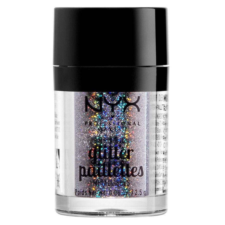 NYX Professional Makeup Metallic Glitter Style Star