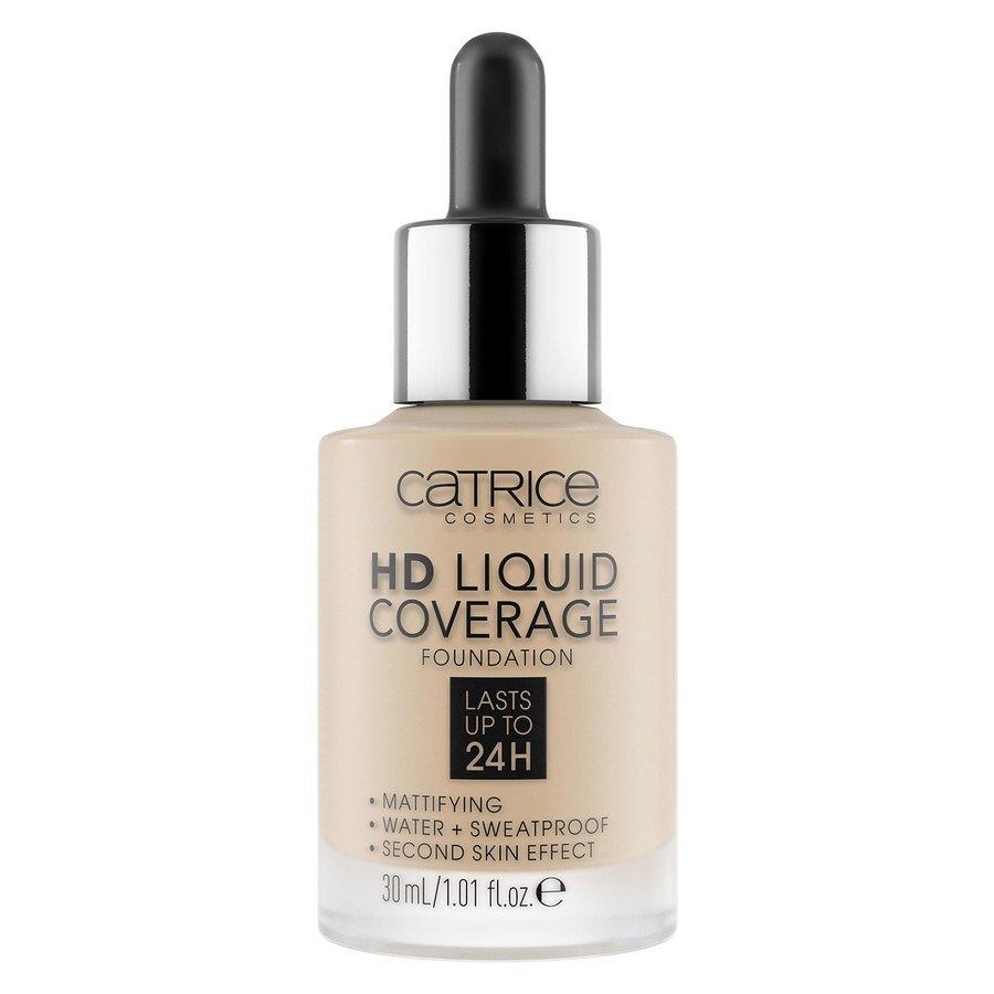 Catrice HD Liquid Coverage Foundation 030 Sand Beige 30 ml