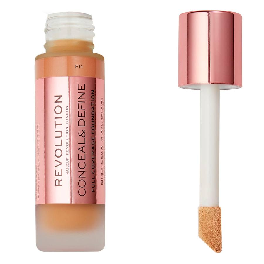 Makeup Revolution Conceal & Define Foundation F11 23ml