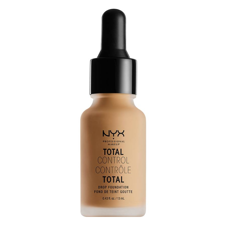 NYX Professional Makeup Total Control Drop Foundation Classic Tan DF12 13ml
