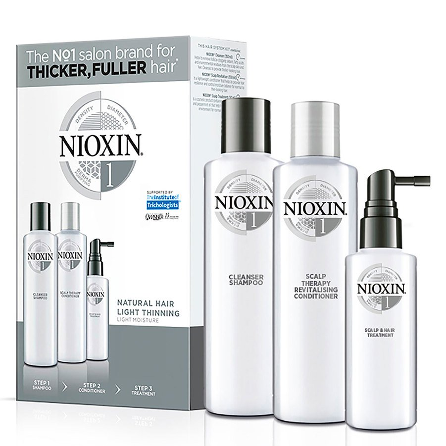 Nioxin System 1 Trial Kit