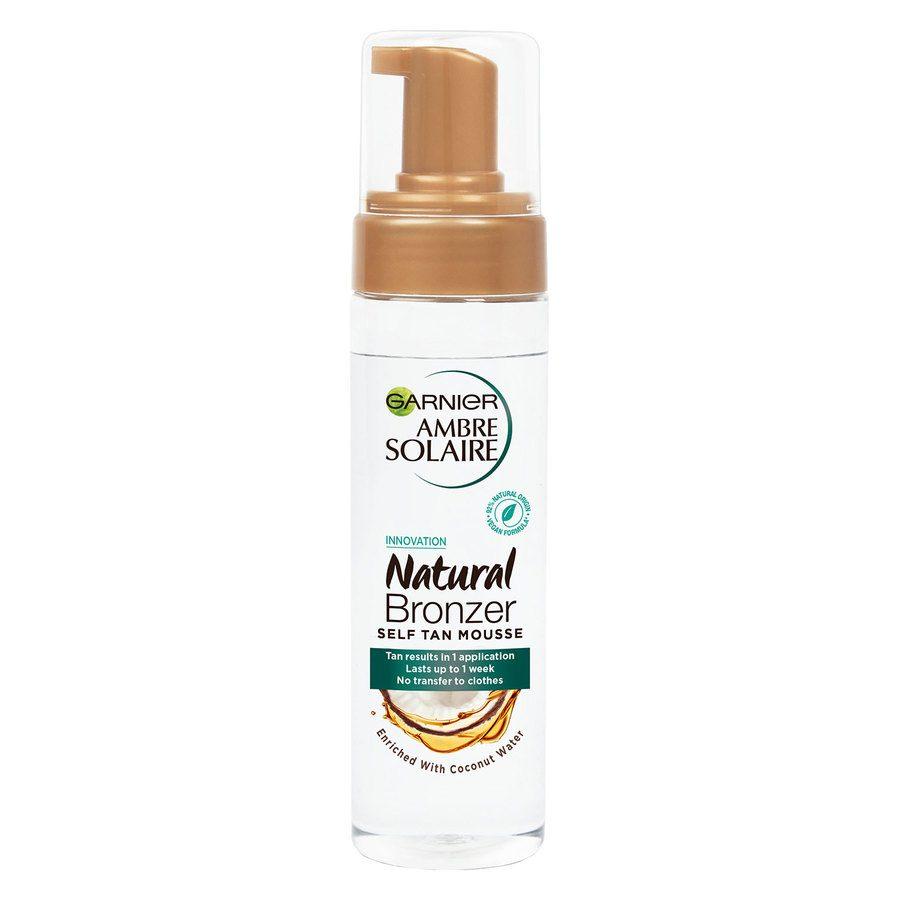 Garnier Ambre Solaire Natural Bronzer Mousse 200 ml