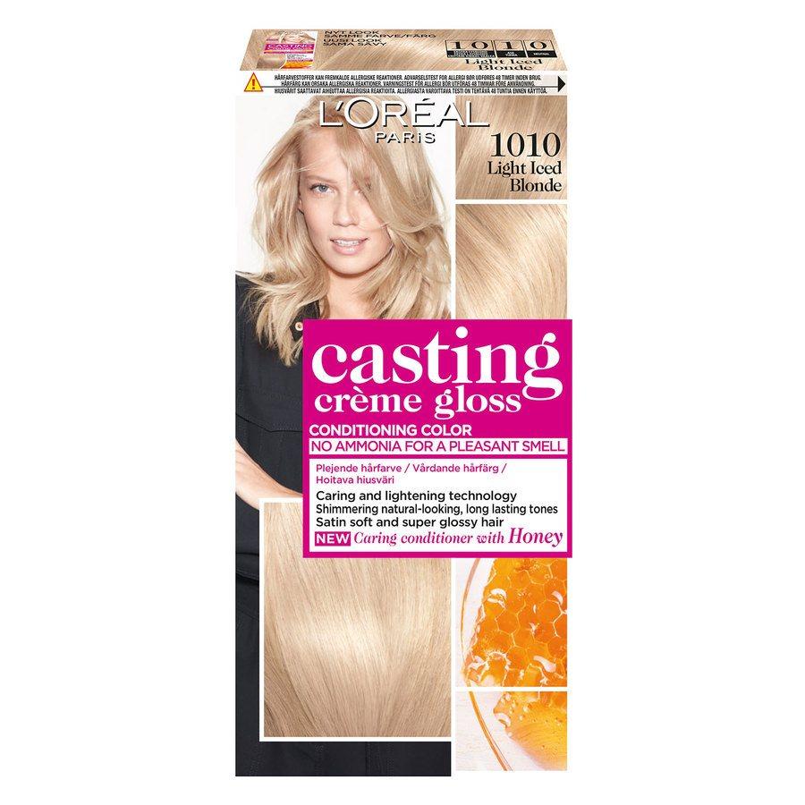 L'Oréal Paris Casting Creme Gloss 1010 Extra ljus askblond