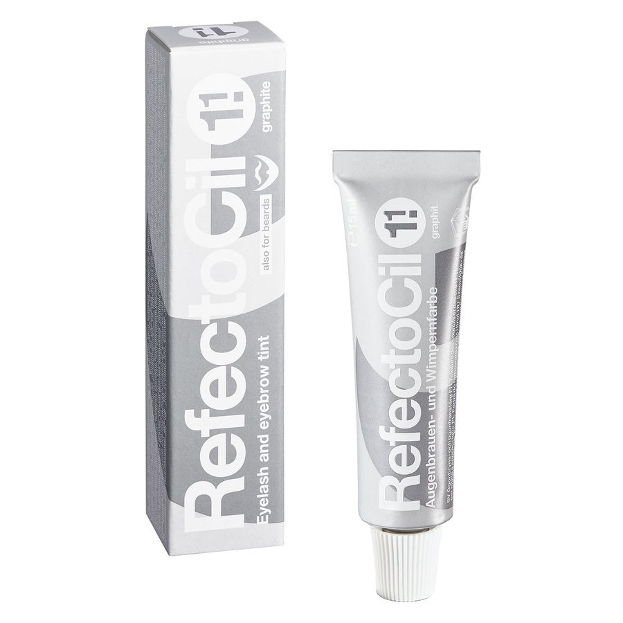 RefectoCil Eyelash & Eyebrow Tint No.1.1 Graphite 15ml