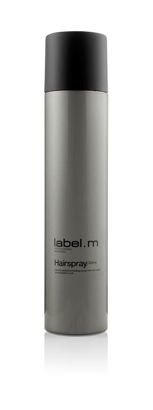 label.m Hairspray 300 ml