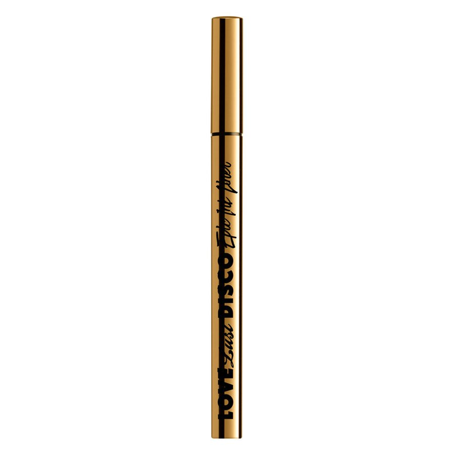 NYX Professional Makeup Epic Ink Liner Waterproof Limited Edition #01 Black 1 ml
