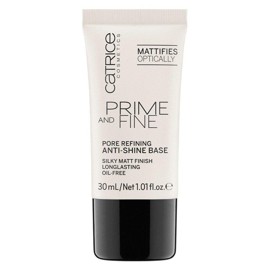 Catrice Prime and Fine Pore Refining Anti-Shine Base 30 ml