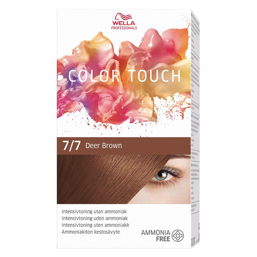 Wella Professionals Color Touch 7/7 Deer Brown