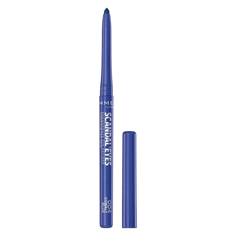 Rimmel London Scandaleyes Exaggerate Eye Definer 004 Cobalt Blue 0,35 g