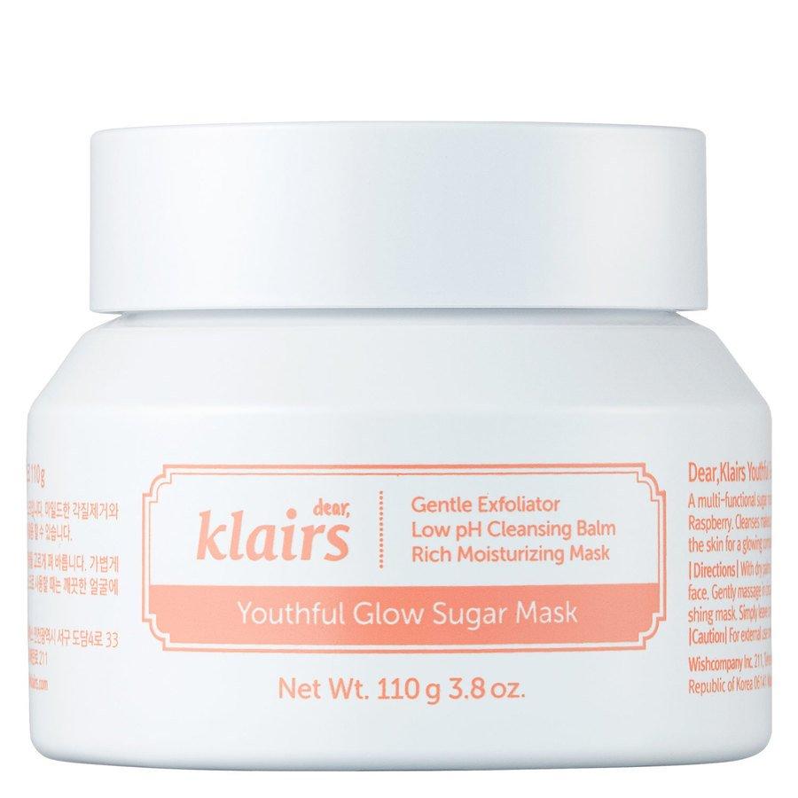 Klairs Youthful Glow Sugar Mask 110g