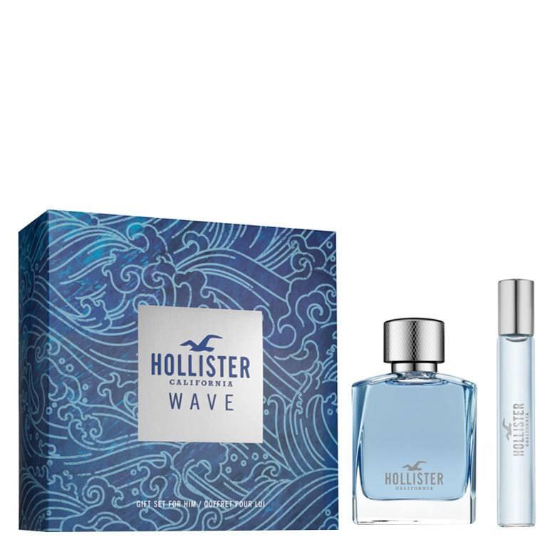 Hollister Wave For Him Xmas Gift Set 2020