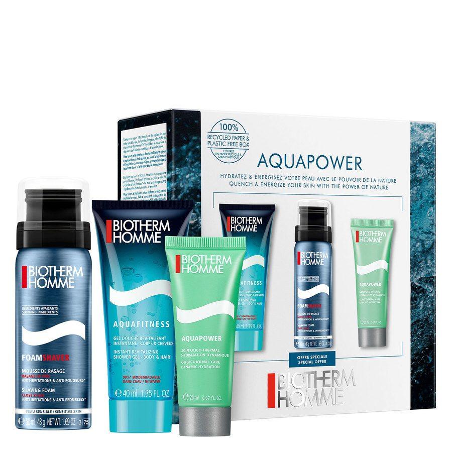 Biotherm Homme Aquapower Starter Kit