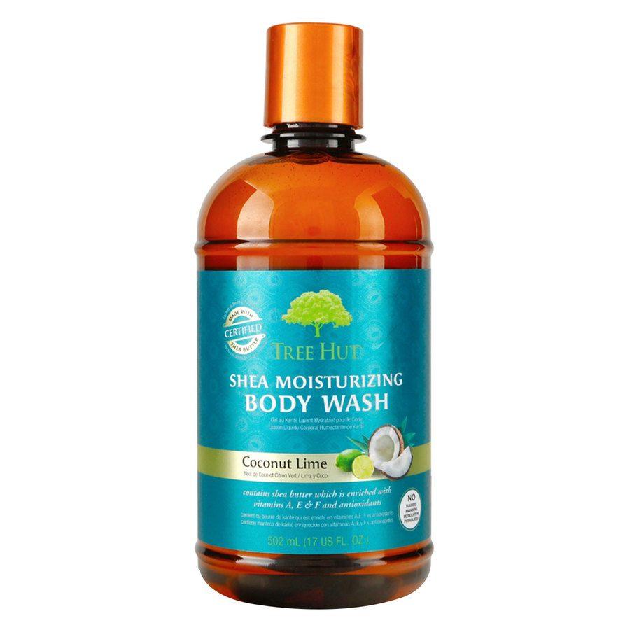 Tree Hut Shea Moisturizing Body Wash Coconut Lime 503 ml