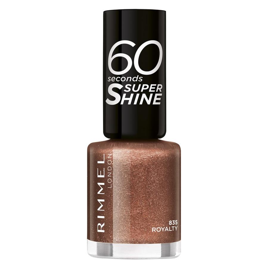 Rimmel London 60 Seconds Super Shine 835 Royalty 8ml
