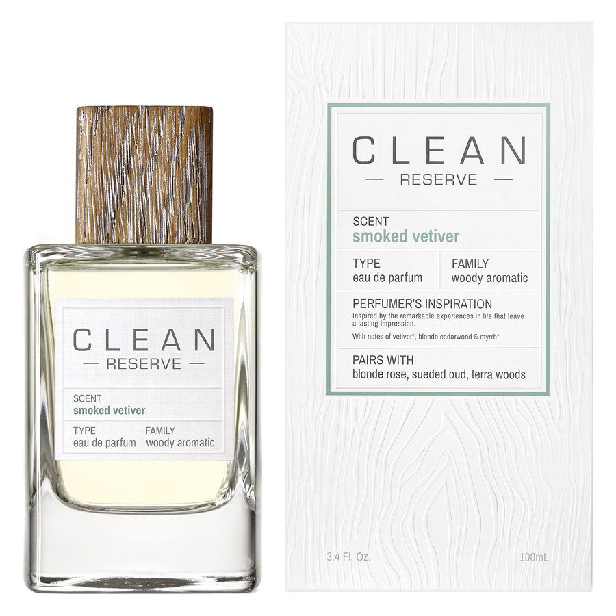 CLEAN Reserve Smoked Vetiver 100ml