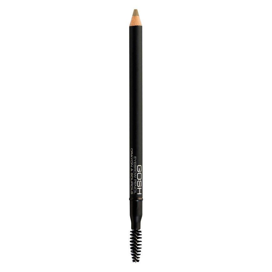 GOSH Eye Brow Pencil #003 Greybrown 1,2 g