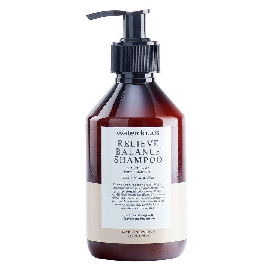 Waterclouds Relieve Balance Shampoo 250 ml