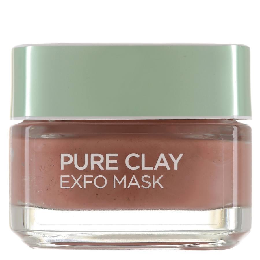 L'Oréal Paris Pure Clay Exfo Mask Red 50 ml