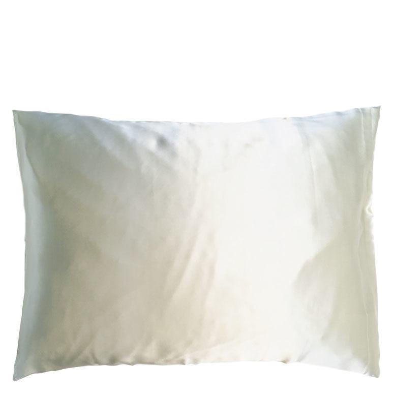 Soft Cloud Mulberry Silk Pillowcase Champagne 50x60 cm