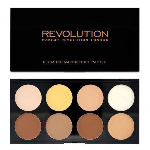 Makeup Revolution Ultra Cream Contour Palette 13 g