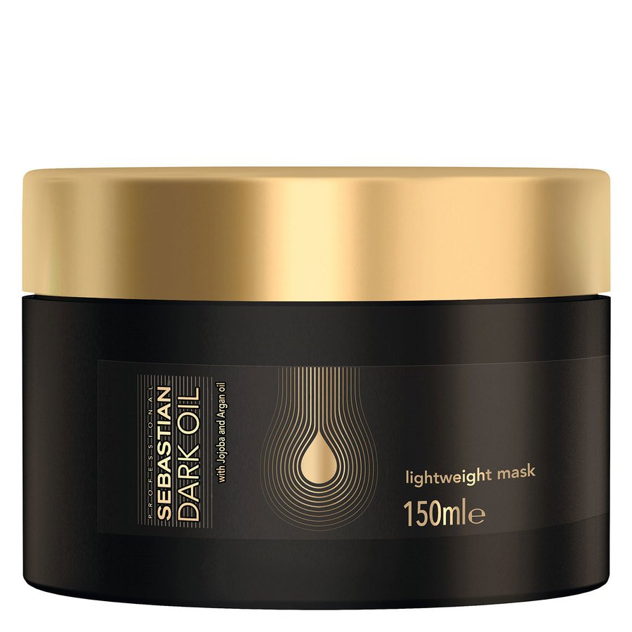 Sebastian Professional Dark Oil Lightweight Hair Mask 150 ml