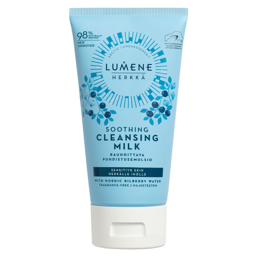 Lumene Herkkä Soothing Cleansing Milk 150 ml