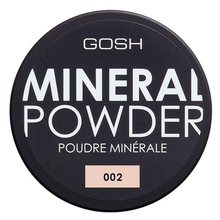 GOSH Mineral Powder #002 Ivory 8 g