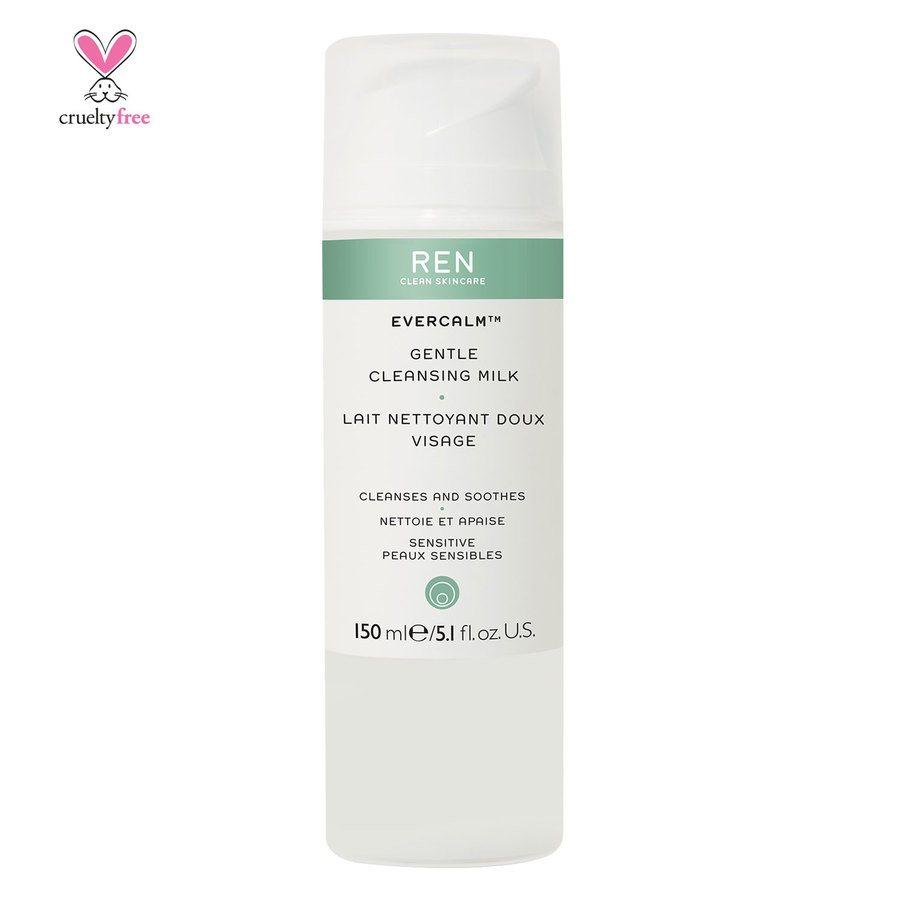 REN Clean Skincare Evercalm Gentle Cleansing Milk 150 ml