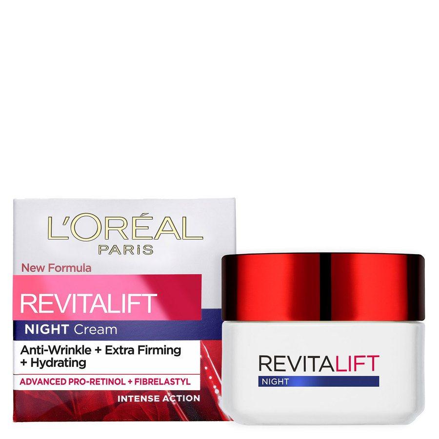 L'Oréal Paris Revitalift Night Cream 50 ml