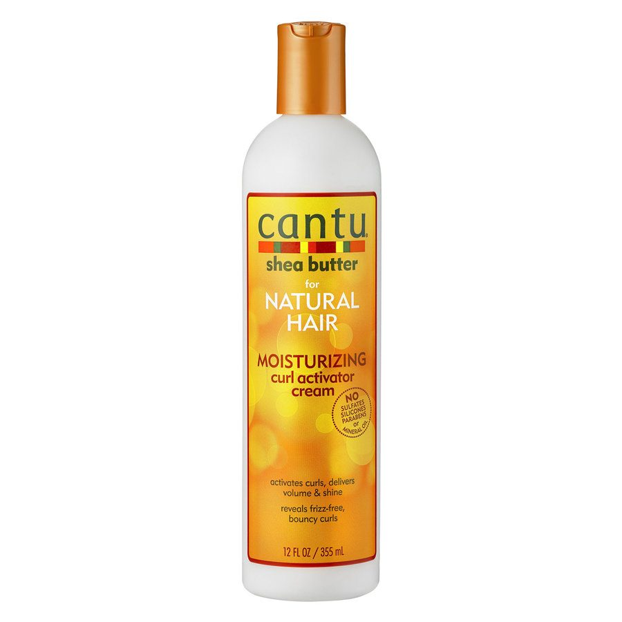 Cantu Shea Butter For Natural Hair Moisturizing Curl Activator Cream 355 ml